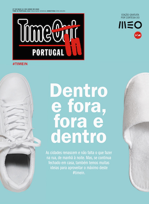 Uma foto da Time Out Magazine